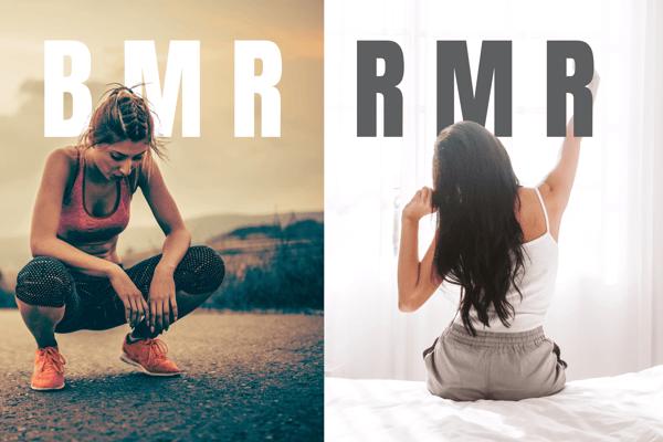 BMR vs. RMR