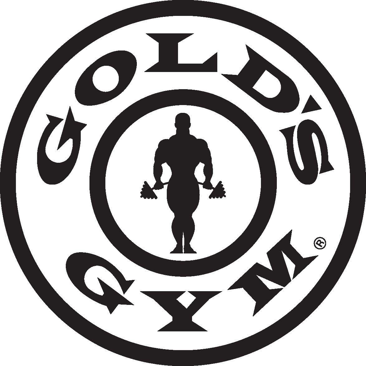 No_fill_Golds_Gym_logo_black